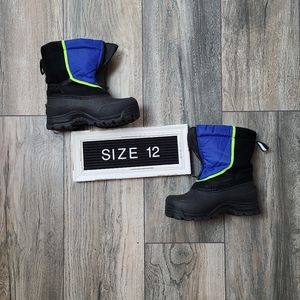 SNOW BOOTS | Kids Winter Boots, insulated